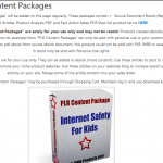 PLR_Content_Packages_Page