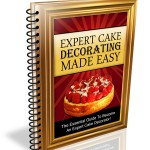 Cake Decorating PLR Ebook