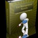 PLR List Management Ebook