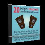 20 High Impact Audio Loops
