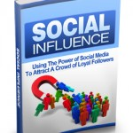 Social Influence MRR Ebook