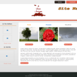 Autumn Wordpress Theme