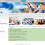 Gym Fitness Wordpress Theme