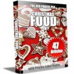 christmas_plr_articles_food
