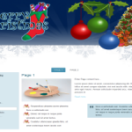 Christmas Wordpress Theme PLR