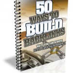 Build Backlinks Ebook
