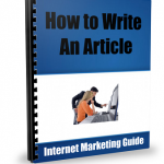 Write-Article-Ebook