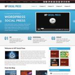 WP Social Press