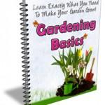 gardening PLR Newsletter