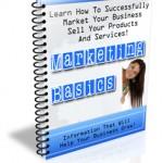 Marketing Basics Newsletter