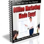 Offline Marketing Newsletter