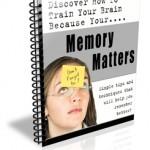 Memory PLR Newslwtter