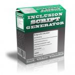 InclusionScriptGenerator