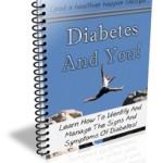 Diabetes PLR Newsletter