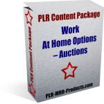 Auctions-PLR