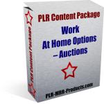 Auctions-PLR