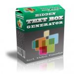 HiddenTextBoxGenerator