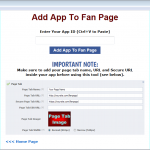 Add-App-To-Fan-Page