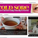 Cold-Sore-PLR-Blog