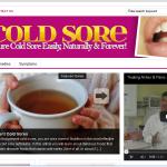 Cold-Sore-PLR-Blog