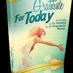 Gratitude For Today Ebook