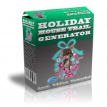 Holiday-Mouse-Trail-Generator