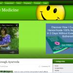 Alternate-Medicine-PLR-Blog