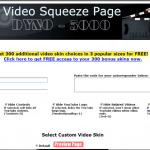 Video-Squeeze-Page