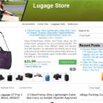 PLR_Lugage_Store_Site