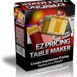 EZ-Pricing-Table-Maker