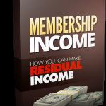 Membership Income