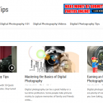Photography_Tips_PLR_Blog