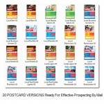 Lead Generation Postcards