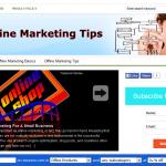 Offline_Marketing_PLR_Site