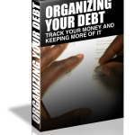 organizing your debt ebook