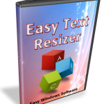 Easy-Text-Resizer-MRR