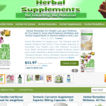 Amazon_Herbal_PLR_Blog