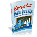 Essential-Twitter-Techniques