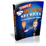 Simple-Joint-Venture-Secrets