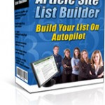 List Builder Software