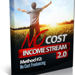 No Cost Income Stream Freelancing