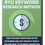BYU Keyword Research Method
