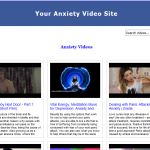 Anxiety_Video_Site_Builder