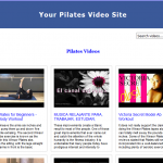 Pilates_Video_Site_Builder