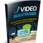 Video Sales Letter Genius PLR