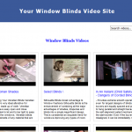 Window-Blinds-Video-Site-Builder