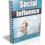 Social Influence Ecourse PLR