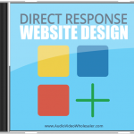 Direct Response Website Design MRR Ebook