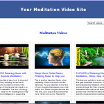 Meditation_Video_Site_Builder