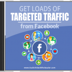 Get Loads of Targeted Traffic from Facebook MRR